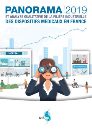 Panorama des entreprises du dispositif médical en 2019