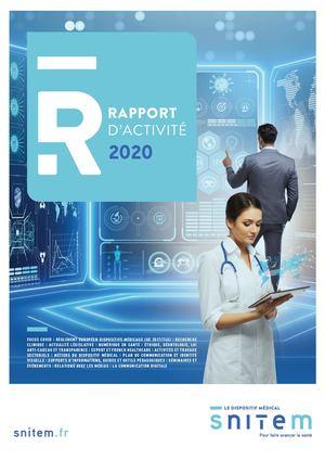 Rapport annuel du Snitem - 2020