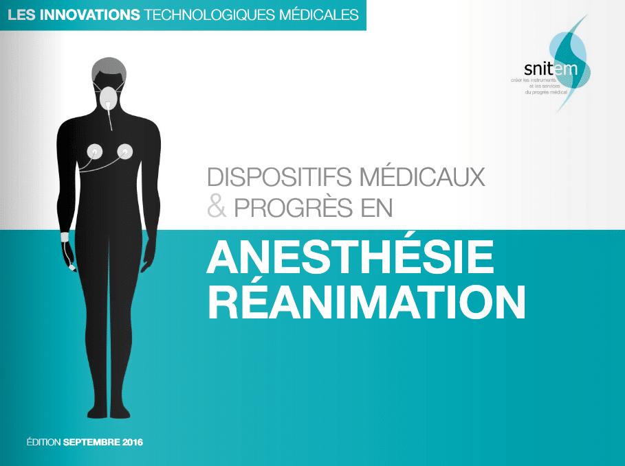 Livret anesthésie-réanimation