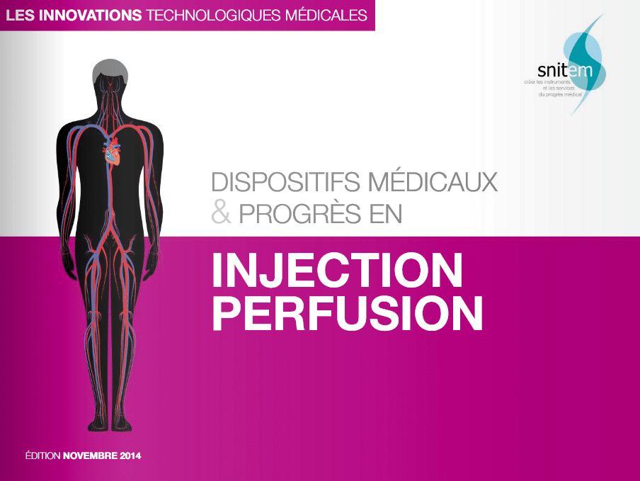 Livret injection-perfusion