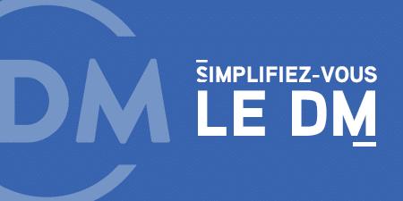 Simplifiez-vous le DM avec les nouveaux logigrammes/infovisuels