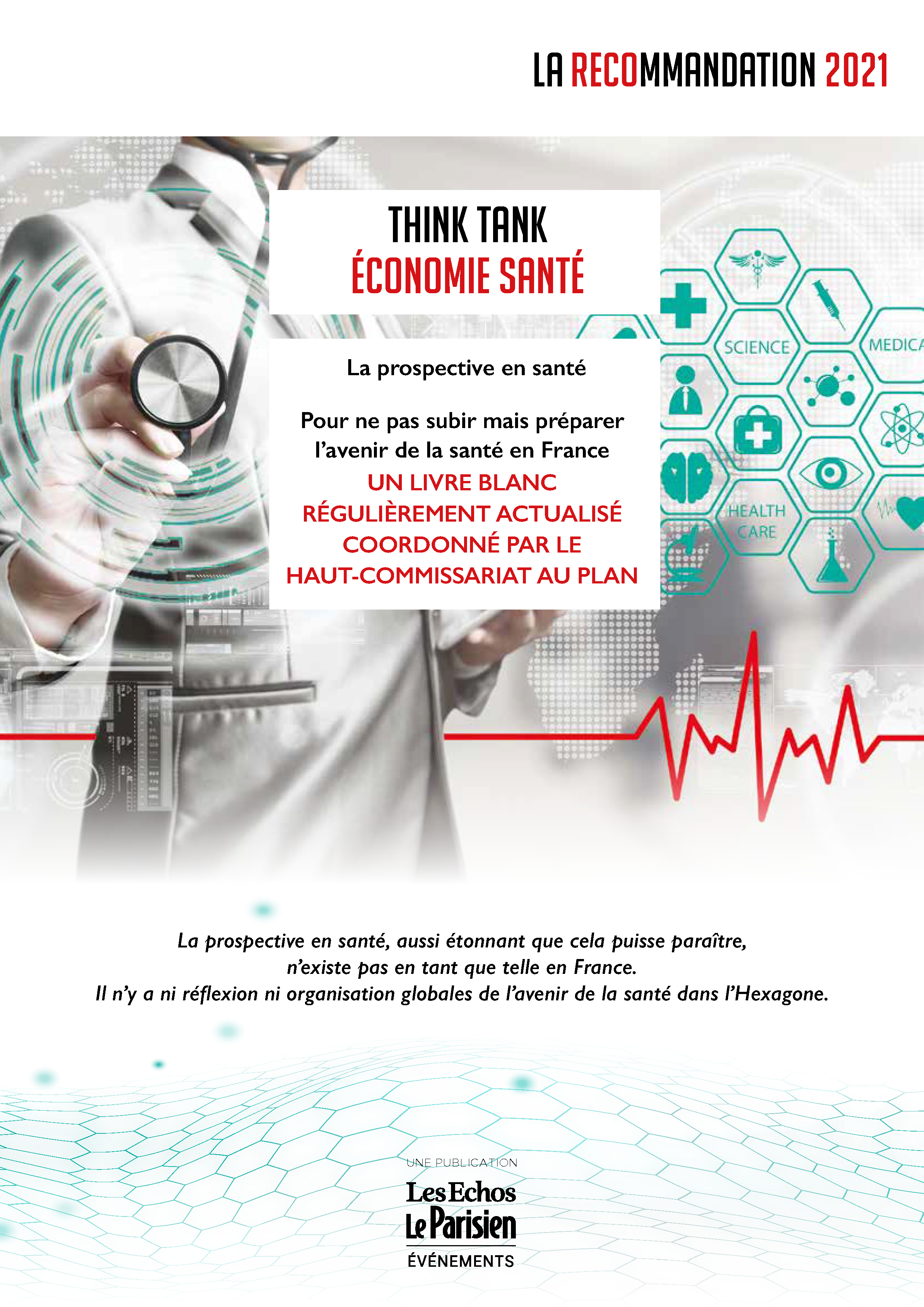 Think Tank Economie Santé les Echos : la Reco 2021