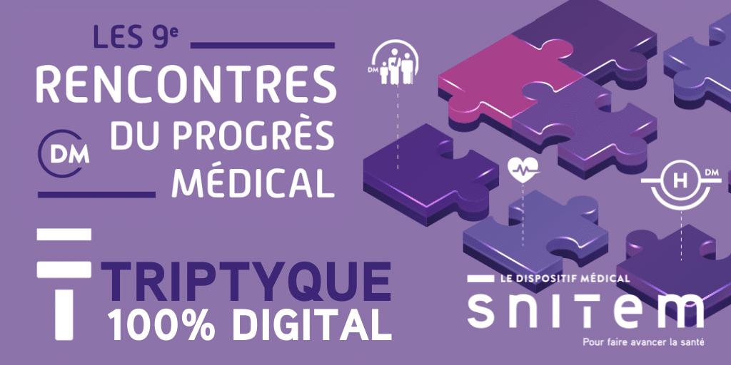 Rencontres du progrès médical : 3 dates à retenir - 28 juin, 16 septembre, 4 octobre
