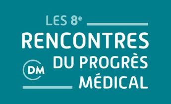 8e Rencontres du progrès médical - 16 octobre 2020