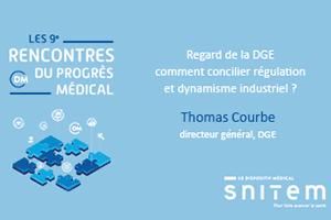5 - Regard de la DGE : comment concilier régulation et dynamisme industriel ?
