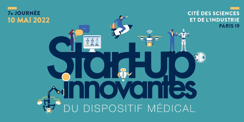 7e Journée start-up innovantes du DM : lancement du concours !